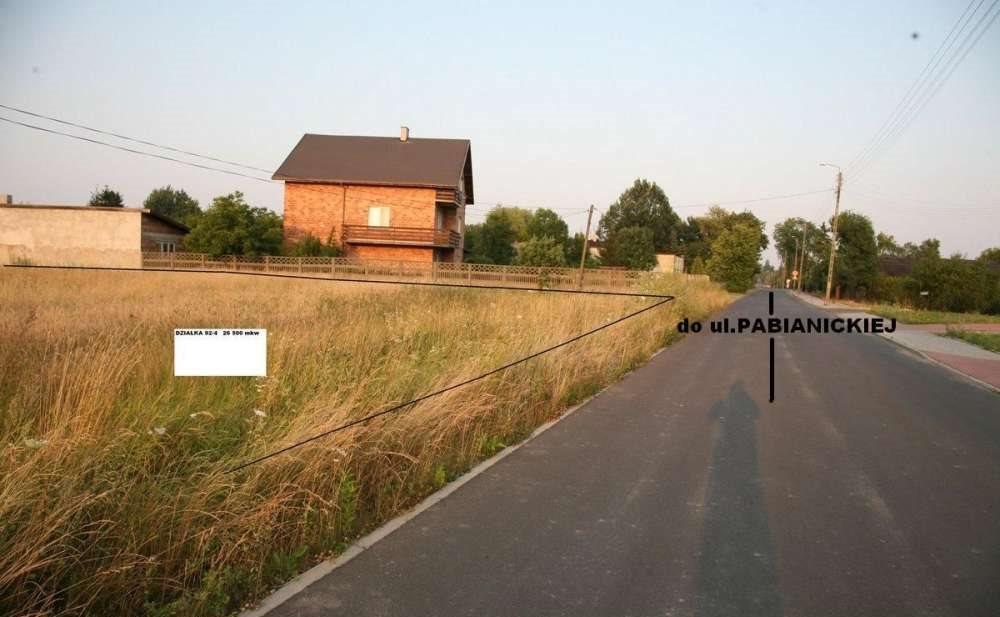 Działka rolna na sprzedaż Łódź, Górna, Ksawerowska  26500m2 Foto 1