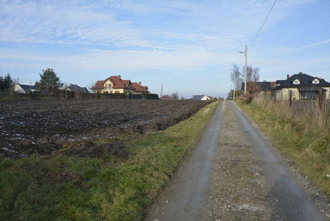 Działka inwestycyjna na sprzedaż Wieliczka  1000m2 Foto 4