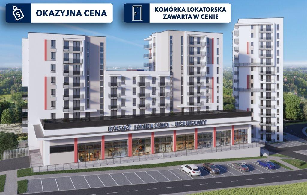 Mieszkanie trzypokojowe na sprzedaż Rzeszów, Bałtycka  51m2 Foto 2