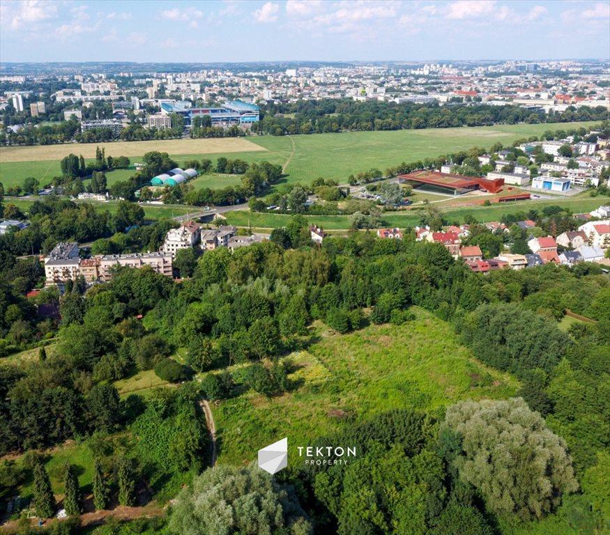 Działka leśna na sprzedaż Kraków, Salwator, Panoramiczna  4100m2 Foto 7