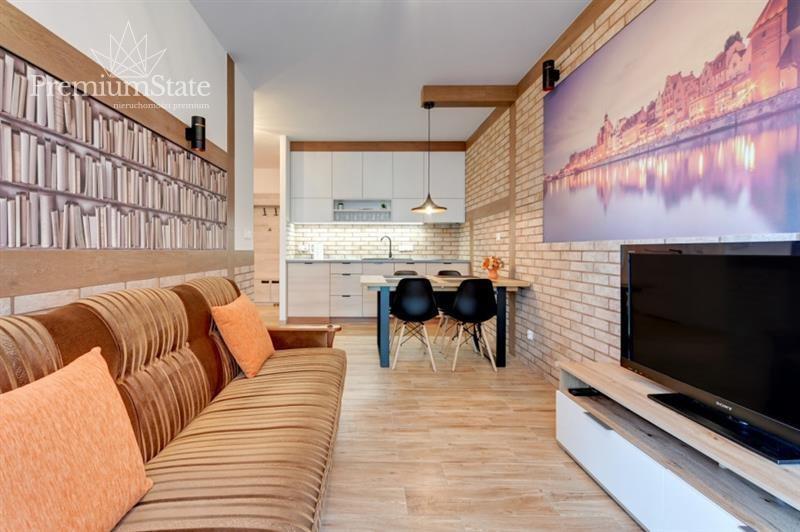 Mieszkanie dwupokojowe na sprzedaż Gdańsk, Śródmieście, Aura III, TORUŃSKA  37m2 Foto 8