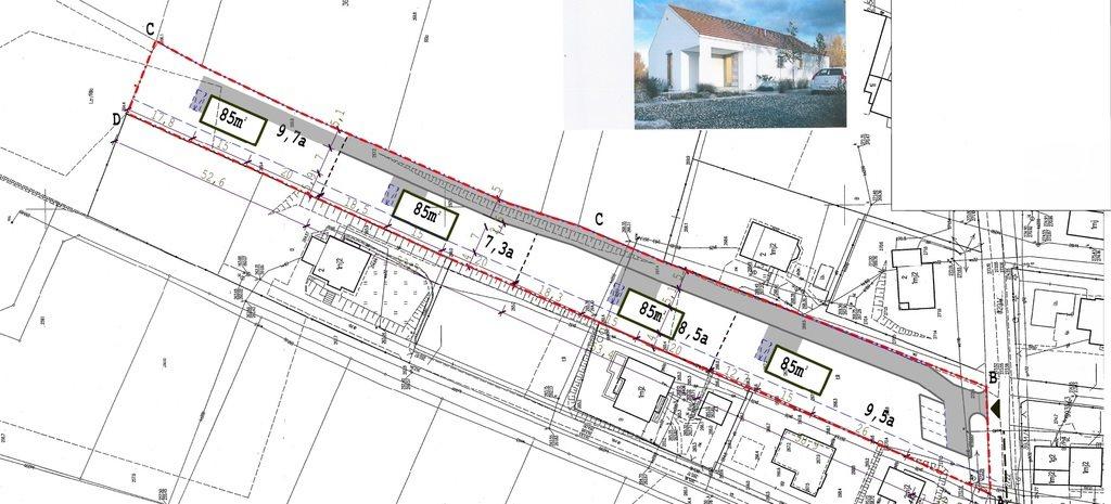 Działka budowlana na sprzedaż Rzeszów, Słoneczny Stok  4704m2 Foto 2