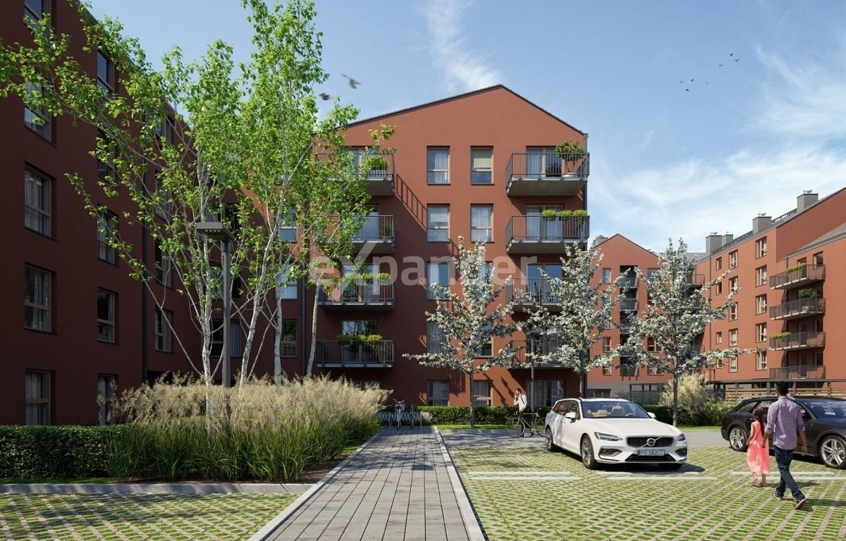 Mieszkanie dwupokojowe na sprzedaż Poznań, Naramowice  43m2 Foto 1