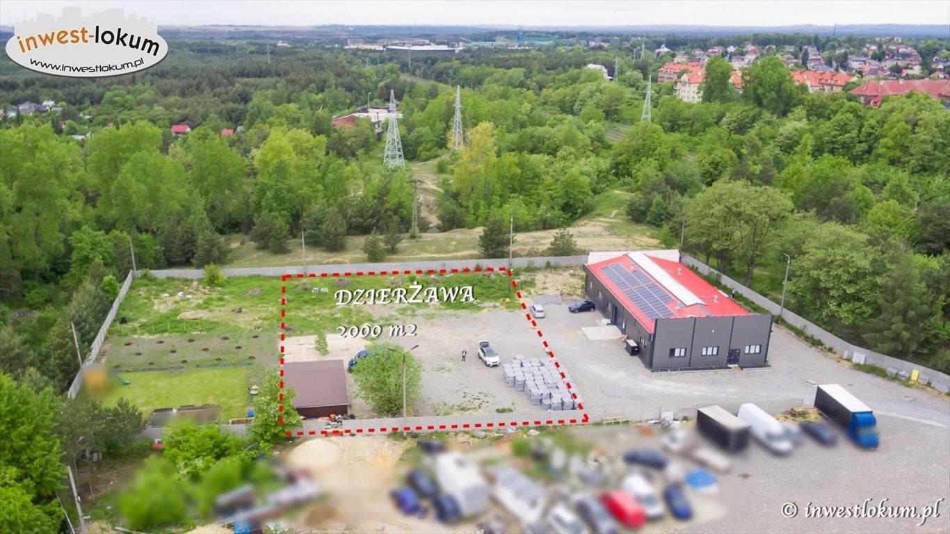 Działka przemysłowo-handlowa pod dzierżawę Olkusz  2000m2 Foto 2