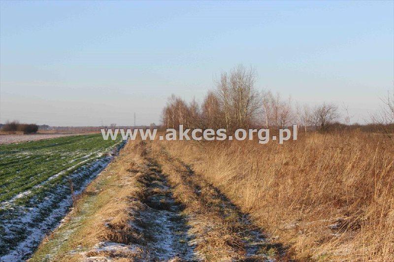 Działka rolna na sprzedaż Gołków  1261m2 Foto 4