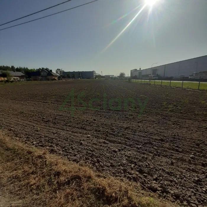 Działka inwestycyjna pod dzierżawę Sokołów  4782m2 Foto 2