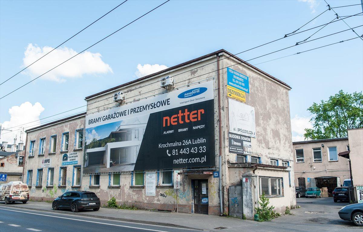 Lokal użytkowy na sprzedaż Lublin, Śródmieście, Krochmalna  2788m2 Foto 2