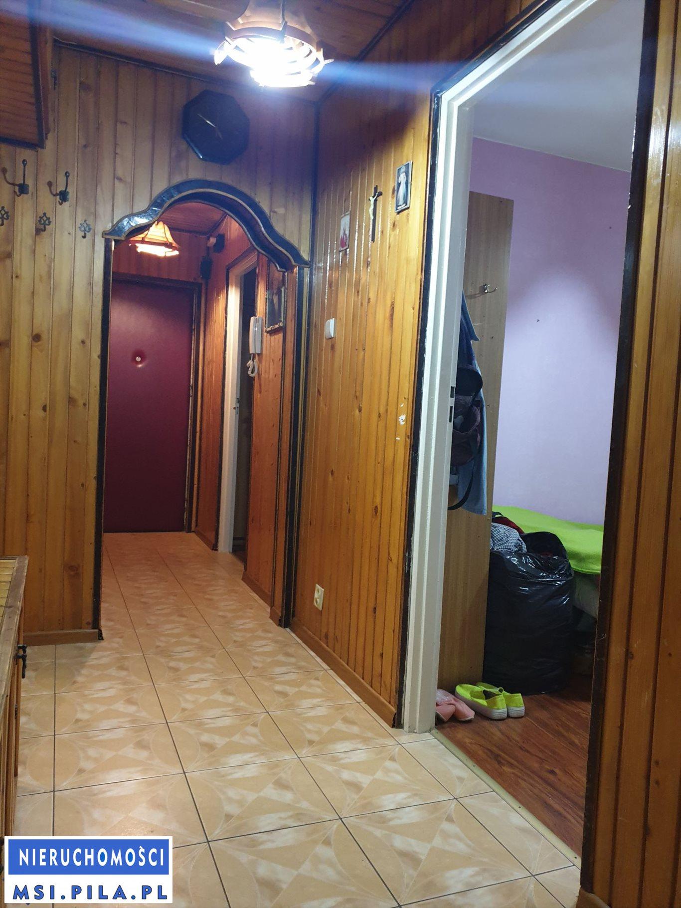 Mieszkanie czteropokojowe  na sprzedaż Wałcz, Osiedle Dolne Miasto  69m2 Foto 7