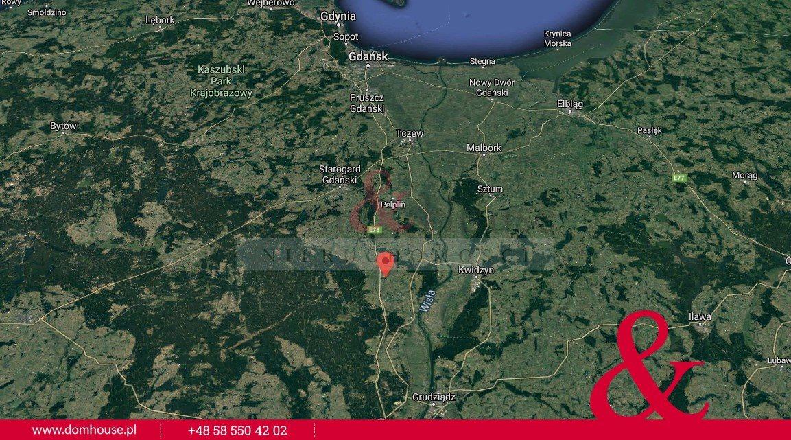 Działka przemysłowo-handlowa na sprzedaż Smętowo Graniczne  104845m2 Foto 4