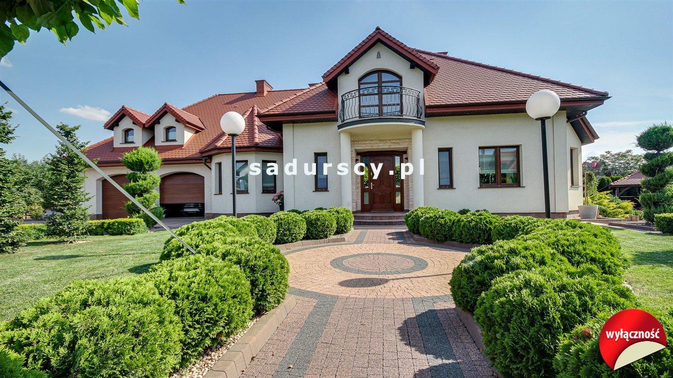 Dom na sprzedaż Giebułtów, Spacerowa  322m2 Foto 3