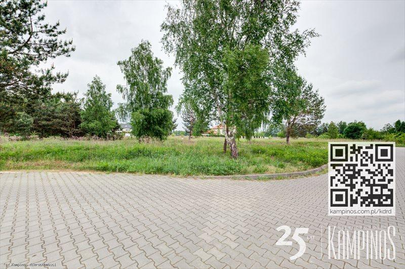 Działka budowlana na sprzedaż Lipków, Stare Babice, oferta 2671  1502m2 Foto 5