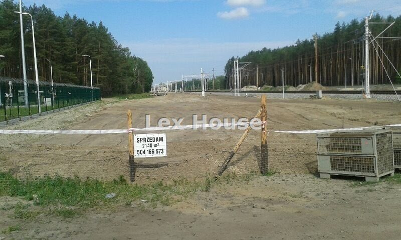 Działka budowlana na sprzedaż Reptowo  2140m2 Foto 1