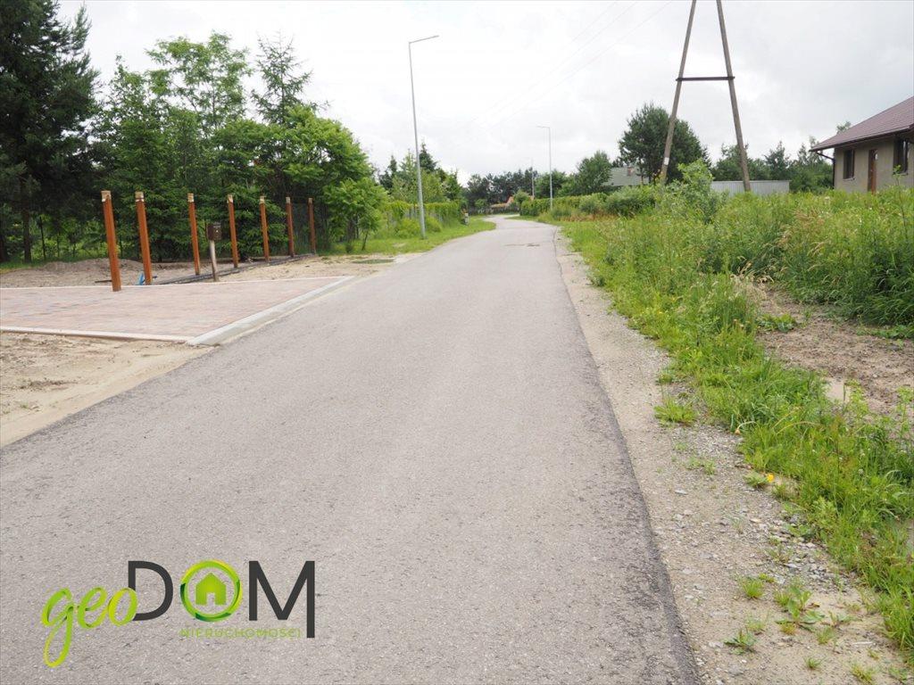 Działka budowlana na sprzedaż Okszów, Topolowa  681m2 Foto 9