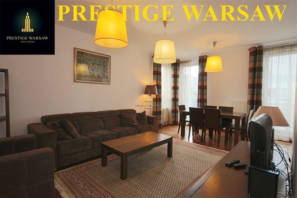 Mieszkanie czteropokojowe  na wynajem Warszawa, Mokotów, Rajska  120m2 Foto 1
