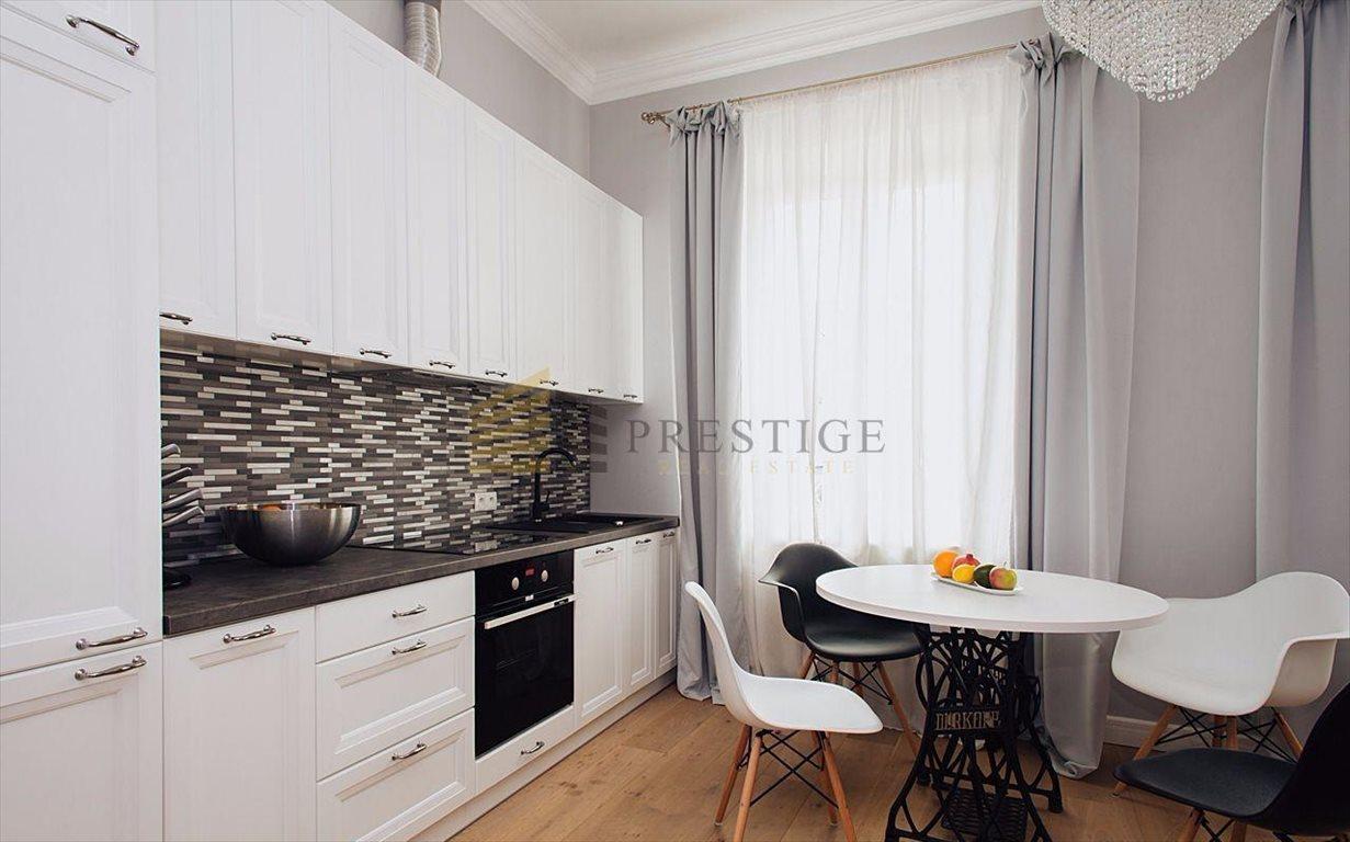 Mieszkanie trzypokojowe na wynajem Warszawa, Śródmieście, Powiśle, Bednarska  54m2 Foto 3