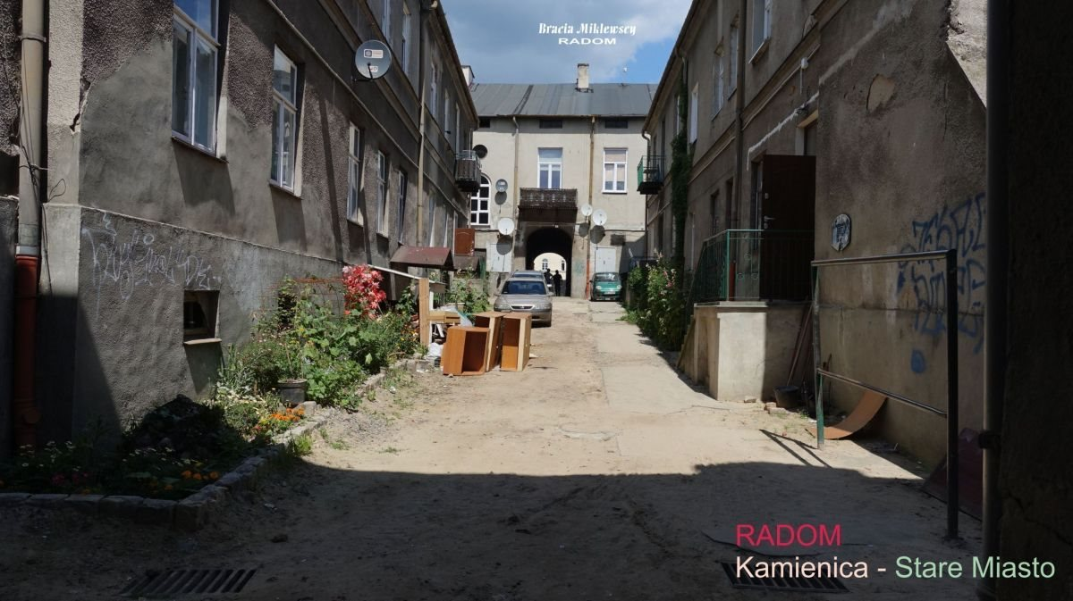Dom na sprzedaż Radom, Centrum, Wałowa 20/ Rynek 13  1056m2 Foto 8