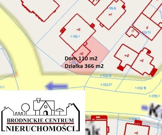 Dom na sprzedaż polska, Brodnica, Centrum  110m2 Foto 3