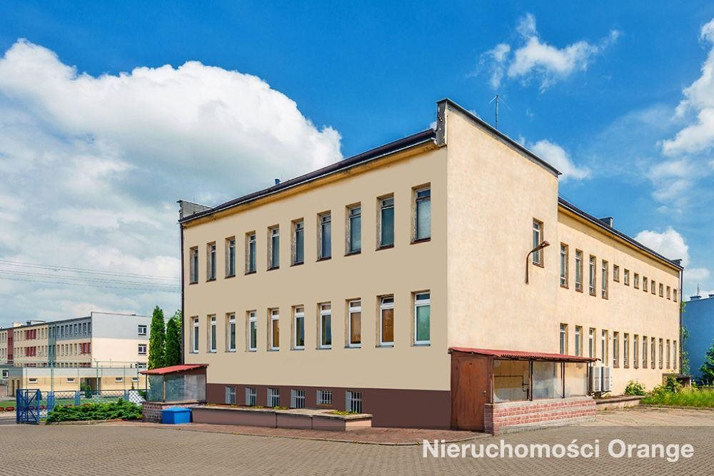 Lokal użytkowy na sprzedaż Sępólno Krajeńskie  1021m2 Foto 1