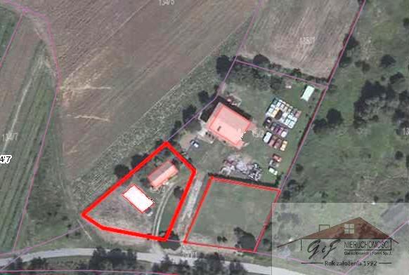 Działka budowlana na sprzedaż Sobiecin  819m2 Foto 5