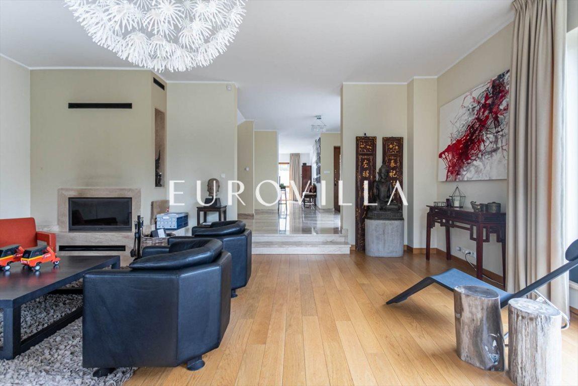 Luksusowy dom na sprzedaż Warszawa, Wilanów, Obornicka  380m2 Foto 9
