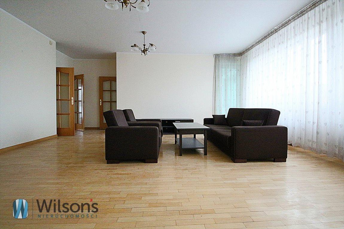 Mieszkanie czteropokojowe  na sprzedaż Warszawa, Mokotów, Jana III Sobieskiego  123m2 Foto 2