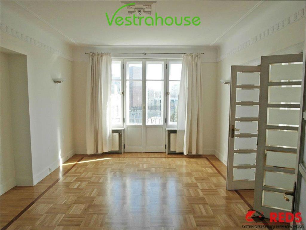 Mieszkanie czteropokojowe  na sprzedaż Warszawa, Śródmieście, Czerwonego Krzyża  160m2 Foto 1