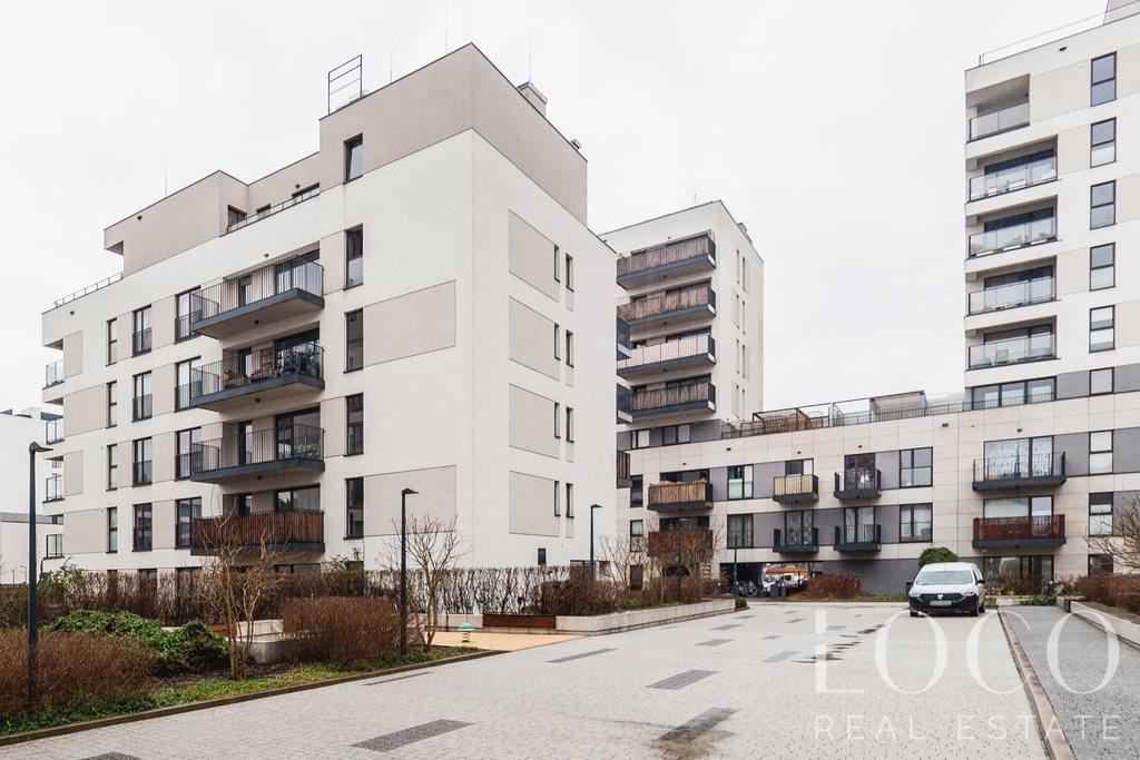 Mieszkanie trzypokojowe na wynajem Warszawa, Mokotów, Wyględów, Konstruktorska  60m2 Foto 13