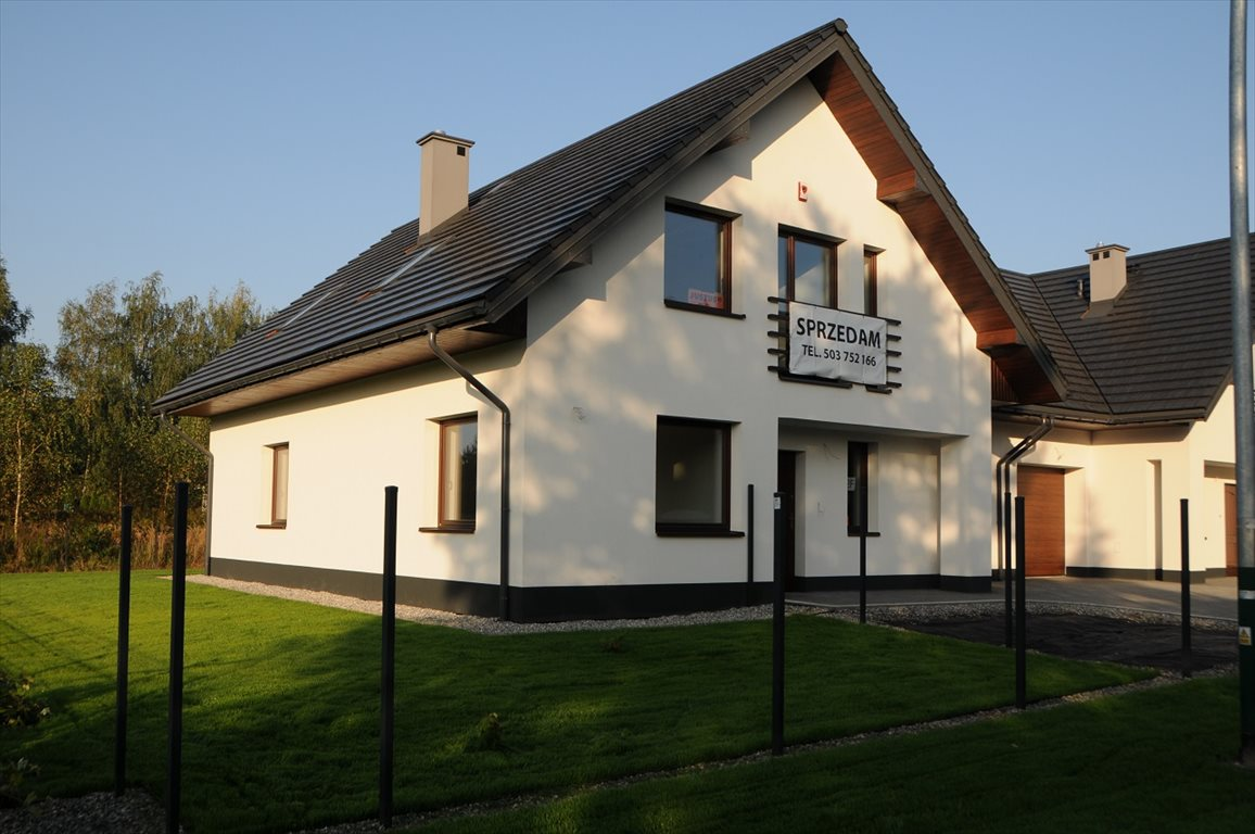 Dom na sprzedaż Kraków, Zwierzyniec, Olszanica, Powstania Styczniowego  204m2 Foto 1