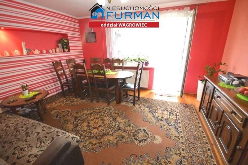 Mieszkanie trzypokojowe na sprzedaż Wągrowiec  64m2 Foto 1