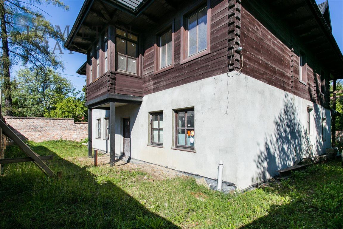 Dom na sprzedaż Kraków, Zwierzyniec, Królowej Jadwigi  580m2 Foto 1