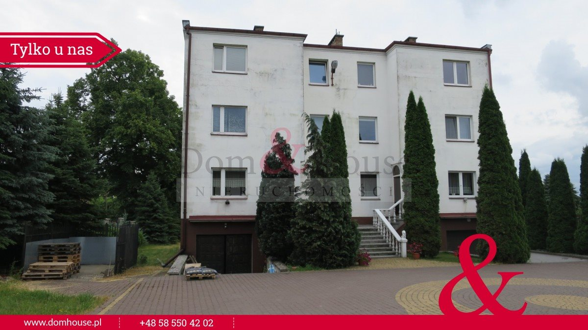 Dom na sprzedaż Reda, Lipowa  633m2 Foto 3