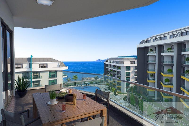 Mieszkanie dwupokojowe na sprzedaż Turcja, Alanya - Kargicak, Alanya - Kargicak  65m2 Foto 1