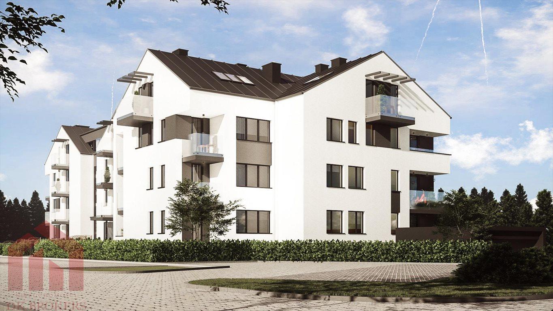 Mieszkanie trzypokojowe na sprzedaż Rzeszów, Biała, ks. kard. Karola Wojtyły  62m2 Foto 3