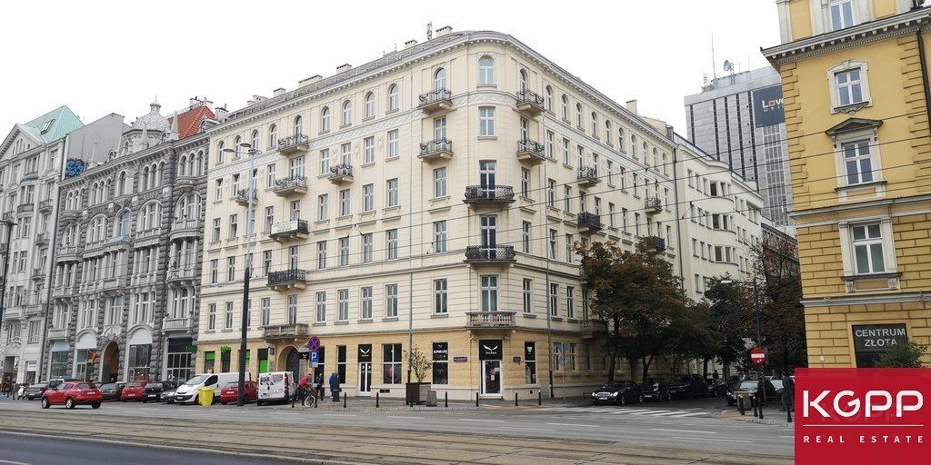 Lokal użytkowy na wynajem Warszawa, Śródmieście, Śródmieście Południowe, Aleje Jerozolimskie  88m2 Foto 1