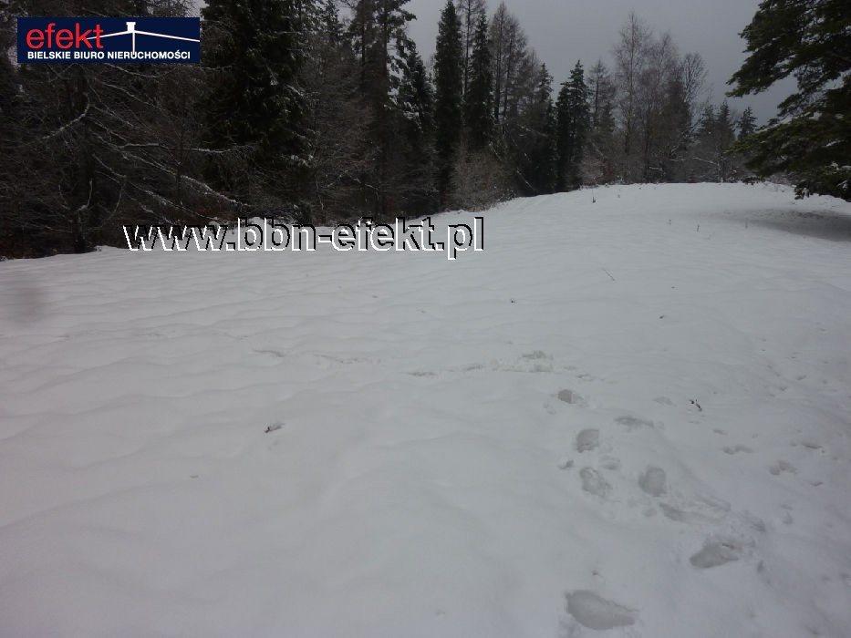 Działka leśna na sprzedaż Międzybrodzie Bialskie  3600m2 Foto 5