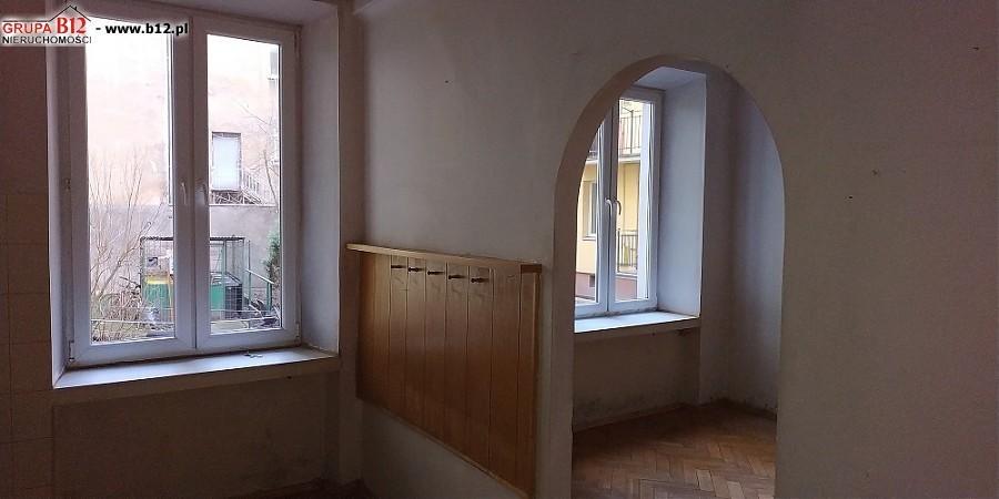 Kawalerka na sprzedaż Krakow, Kazimierz, Kordeckiego  28m2 Foto 2