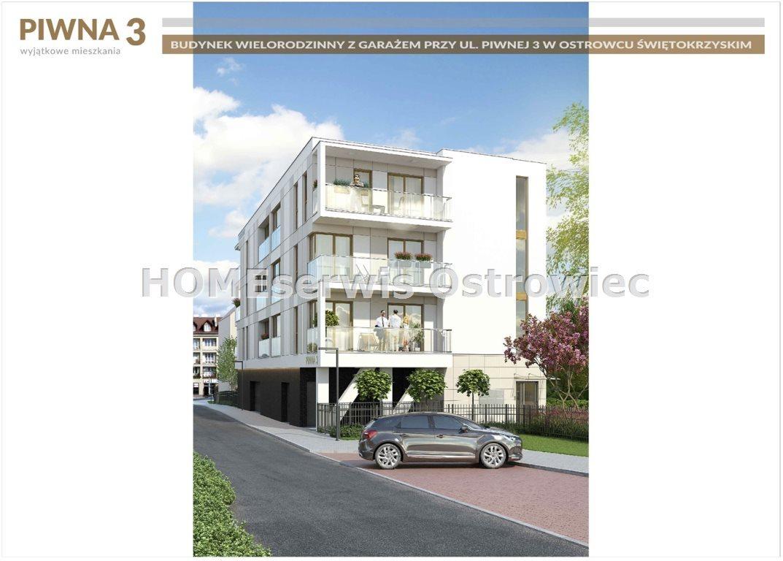 Mieszkanie trzypokojowe na sprzedaż Ostrowiec Świętokrzyski, Centrum  71m2 Foto 11
