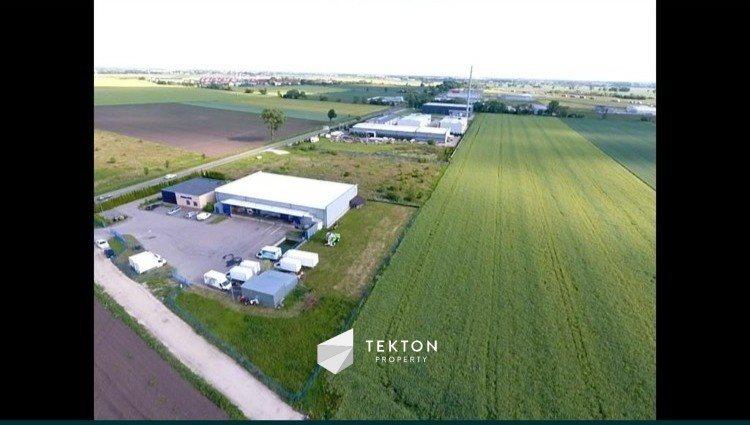 Działka przemysłowo-handlowa na sprzedaż Suchy Dwór, Wrocławska  45400m2 Foto 4