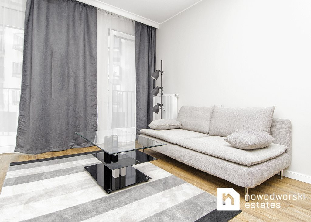 Mieszkanie dwupokojowe na wynajem Poznań, Stare Miasto, Garbary  44m2 Foto 4
