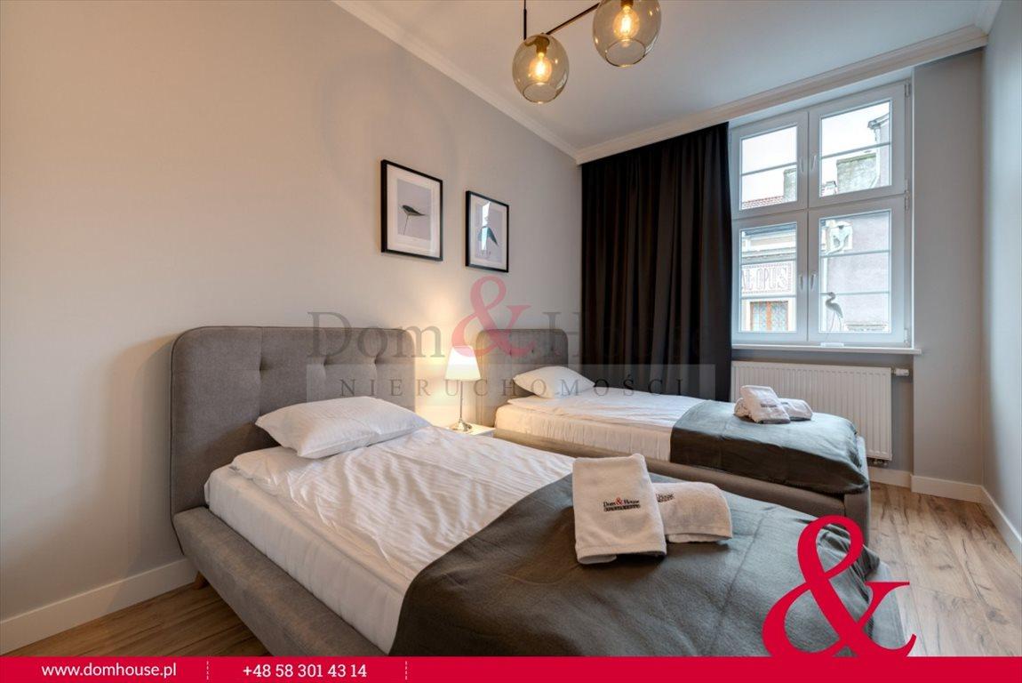 Mieszkanie trzypokojowe na wynajem Gdańsk, Śródmieście, Ogarna  50m2 Foto 11