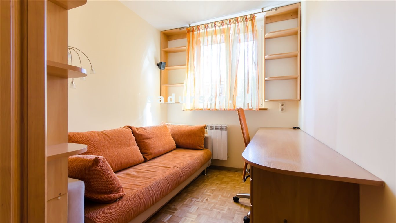 Mieszkanie trzypokojowe na sprzedaż Kraków, Grzegórzki, Dąbie, Aleja Pokoju  49m2 Foto 2