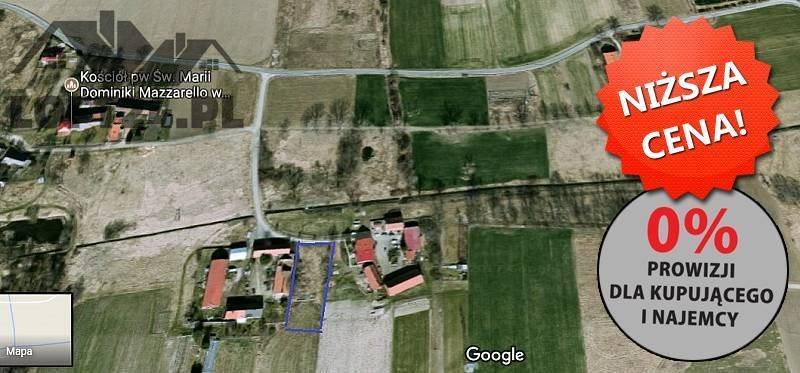 Działka budowlana na sprzedaż Lubin, ul.Przemysłowa  1385m2 Foto 1