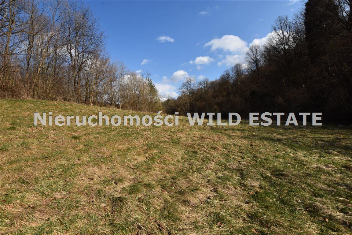 Działka rolna na sprzedaż Solina, Myczkowce  5100m2 Foto 1