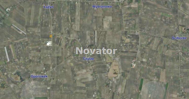 Działka budowlana na sprzedaż Oporówek, -  2600m2 Foto 1