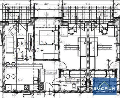 Mieszkanie trzypokojowe na sprzedaż Częstochowa, Wyczerpy Górne  58m2 Foto 4