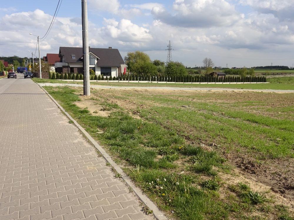 Działka budowlana na sprzedaż Ostrów Wielkopolski  647m2 Foto 7