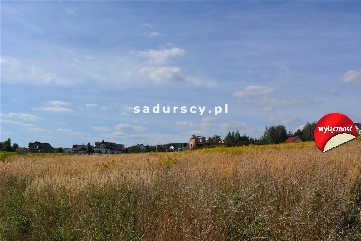 Działka budowlana na sprzedaż Bolechowice, Spokojna  1900m2 Foto 9