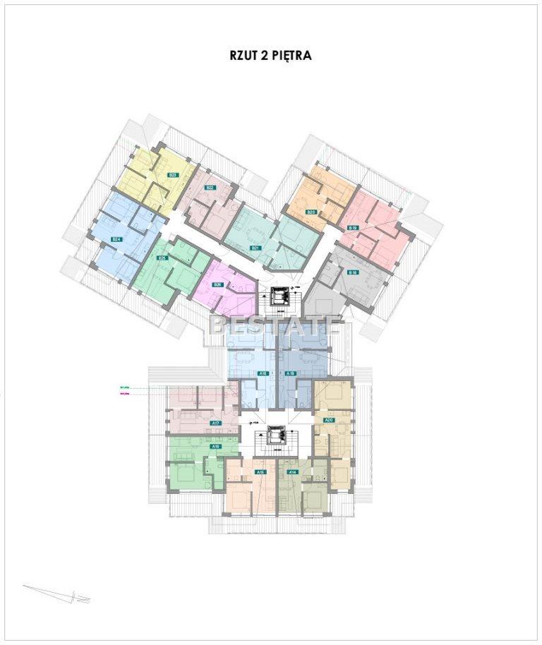 Mieszkanie dwupokojowe na sprzedaż Zakopane  29m2 Foto 11