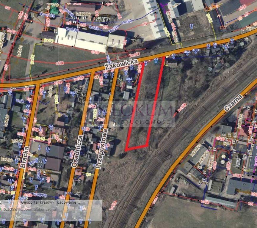 Działka budowlana na sprzedaż Radom, Żakowice  4200m2 Foto 3