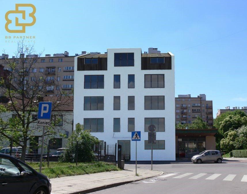 Mieszkanie dwupokojowe na sprzedaż Kraków  43m2 Foto 2